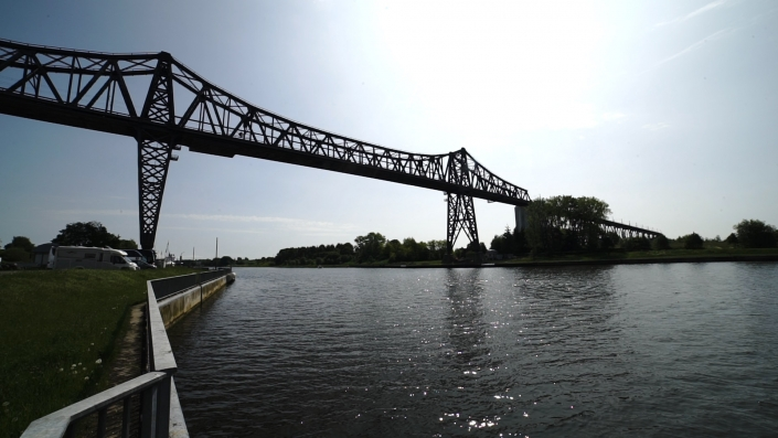 Hochbrücke Nord Ostsee Kanal