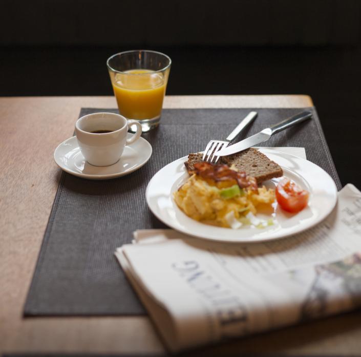 Guten Morgen - Frühstück