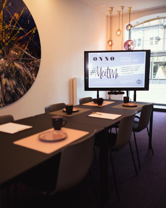 #MeetMe - Meeting Space